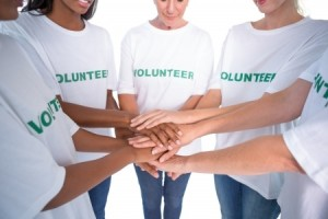 volunteer-work
